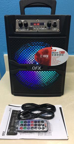 2100 Watt Bluetooth Party Speaker BRAND NEW IN BOX 📦 for Sale in Riverside, CA