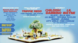 2 Tickets to Broccoli Festival in DC 4/27 for Sale in Washington, DC