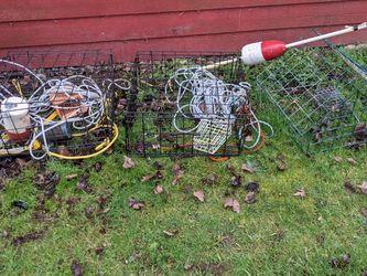 Crab Pots for Sale in Auburn,  WA