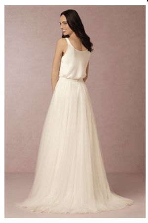 BHLDN Amora (Watters) Wedding Tulle Skirt for Sale in Tacoma, WA