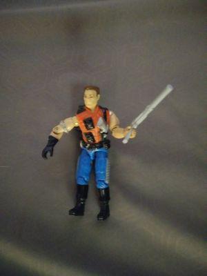 GI JOE Sgt Slaughter's Renegades MERCER Action Figure 1987 for Sale in Surprise, AZ