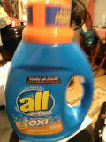 All stain lifters o x i laundry detergent for Sale in Columbia, MO