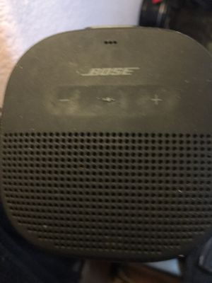 Bose portable speaker for Sale in Denver, CO