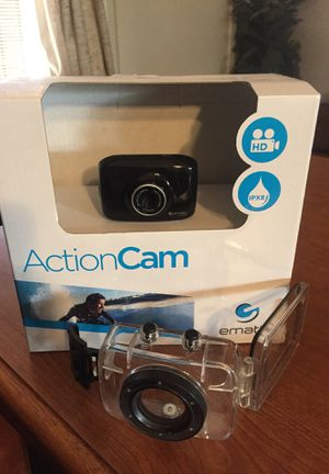 Action sports camera for Sale in Tempe, AZ