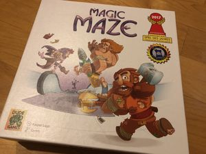Magic Maze board game for Sale in Walnut Creek, CA