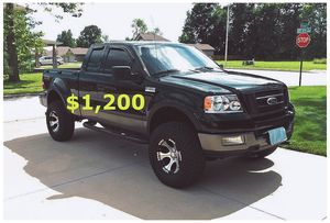 "🎁$12OO🎁One Owner2OO4 Ford F150 FX4 """"Read the description and follow the steps from there"""" for Sale in Washington, DC"