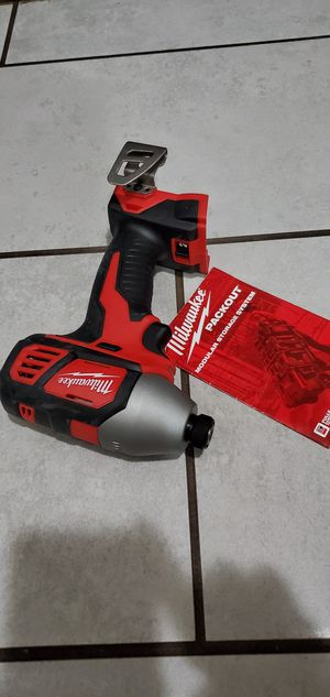 MILWAUKEE M18 VT IMPACT DRILL NEW TOOL ONLY for Sale in Long Beach, CA