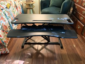 Dual monitor Computer stand/Stand Up Desk for Sale in Las Vegas, NV
