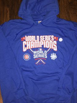 Chicago Cubs 2016 WS Champions Gildan Hoodie Sz XL NEW for Sale in Chicago,  IL
