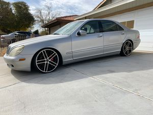 Mercedes Benz S500 for Sale in Victorville, CA
