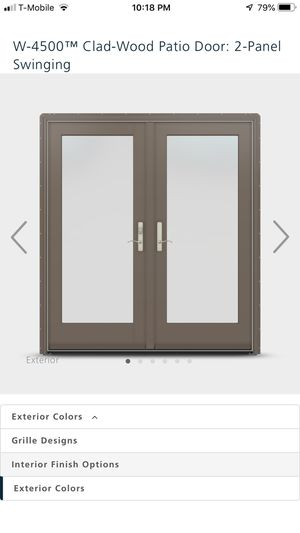 French doors for Sale in San Bernardino, CA