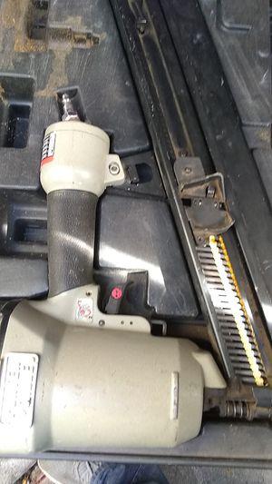 Nail gun Porter cable for Sale in Richmond, CA