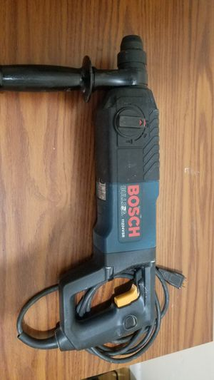 Bosch hammer drill for Sale in Laurel, MD