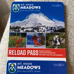 Mt Hood Meadows All Day Lift Tickets for Sale in Vancouver,  WA