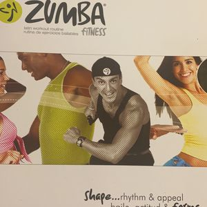 Zumba Fitness DVD Set for Sale in Arlington, VA