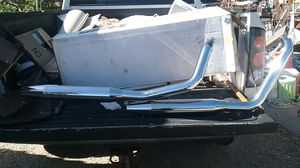 Harley softail exhast for Sale in Salt Lake City, UT
