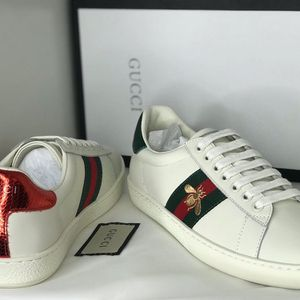 Gucci Shoes White (Read Description ) for Sale in National City, CA