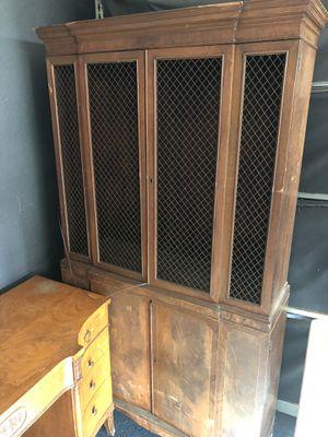 3 antique furniture pieces for Sale in Montebello, CA
