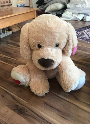 Giant bear plush for Sale in Woodinville, WA
