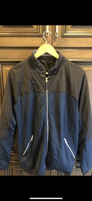 New Large Louis Vuitton Jacket with detachable hoodie for Sale in San Diego, CA