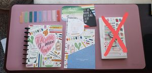 Teacher planner-undated for Sale in Exeter, CA