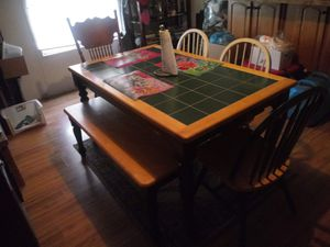 Kitchen table for Sale in Liberty, NC