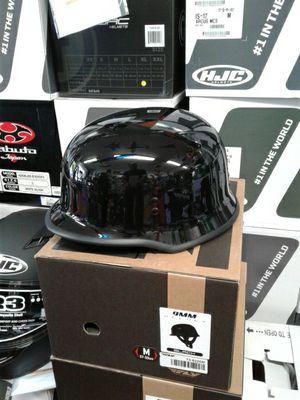 German style helmet DOT approved for Sale in Los Angeles, CA