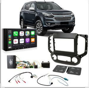 "Pioneer Double-DIN Receiver, 4x Kicker 6.5"" Speakers, Installation Accessories + led light car audio Package dea for Sale in San Diego, CA"