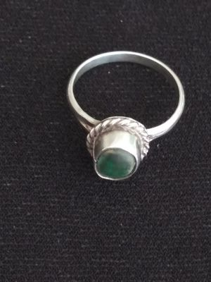 VTG.sterling silver 925 TOURQUOISE RING sz6 for Sale in Zionsville, IN