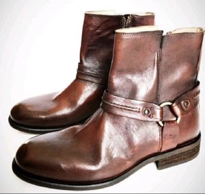 NWT Aldo asuwen leather harness boots for Sale in Baltimore, MD