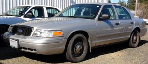 2008 Ford Crown Victoria for Sale in Raymond, WA