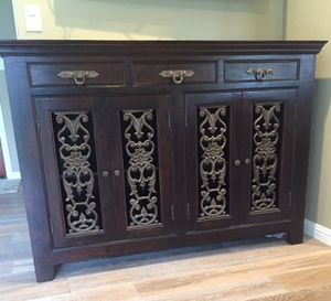 Elegant Sideboard Buffet for Sale in Los Gatos, CA