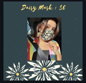Daisy Masks for sale | Buy 3 and get a free Halloween lanyard! | USPS shipping for $2.00 | Zelle or Venmo 💸 | Free delivery offered in Moreno 🚛 for Sale in Moreno Valley, CA