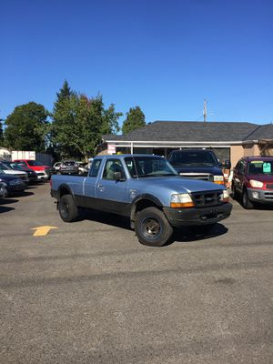 1998 Ford Ranger x Cab 4x4 for Sale in Portland, OR