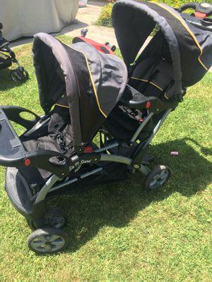 Double stroller for Sale in Fullerton, CA
