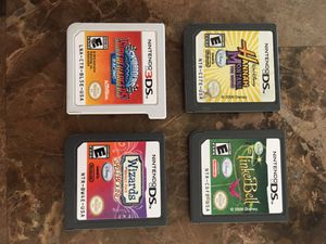 Nintendo DS game bundle - disney Games for Sale in Poway, CA
