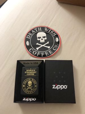 Wsc zippo for Sale in Happy Valley, OR