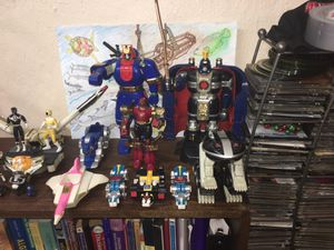 Collectibles action figures,Pokémon cards,power Rangers,sports cards,ninja turtles much more for Sale in Brooklyn, NY
