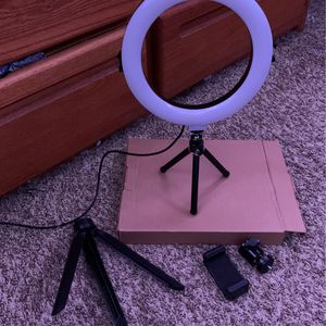 Mini Desktop Ringlight for Sale in Las Vegas, NV