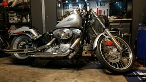 Harley Davidson Softail for Sale in Manassas Park, VA