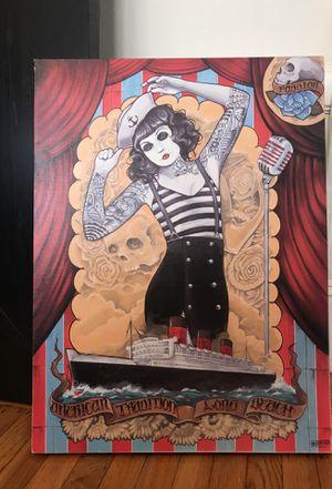 Gustavo American Tradition print, Gustavo Rimada for Sale in San Francisco, CA
