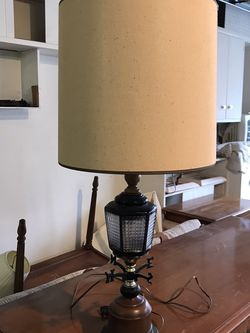 Vintage lamp for Sale in Pacifica,  CA