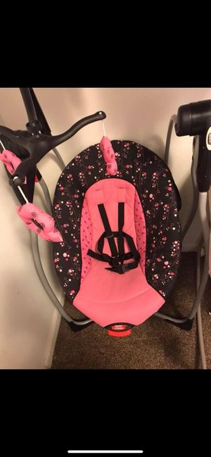 Baby carseat and swing for Sale in Columbia, SC