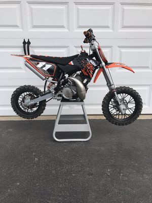2010 KTM 50SX PRO SENIOR DIRT BIKE for Sale in Lake in the Hills, IL