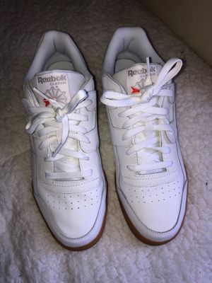 Reebok classic shoes for Sale in Huntington Beach, CA
