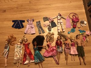 Barbie doll lot for Sale in Minneapolis, MN