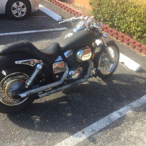 Honda shadow 750 cc for Sale in Pompano Beach, FL