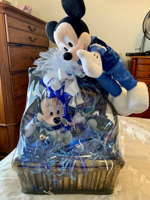 Disneyland Diamond Celebration Gift Basket for Sale in Huntington Beach, CA