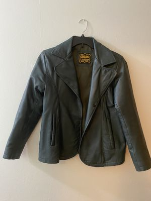 Women's leather jacket for Sale in Annandale, VA