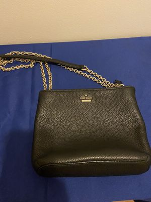 "Kate Spade New York ""Mini"" Black Leather Bag for Sale in New Canaan, CT"